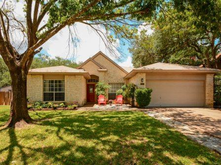 SOLD – 8404 La Naranja Cv, Austin, TX 78749 – Village at Western Oaks