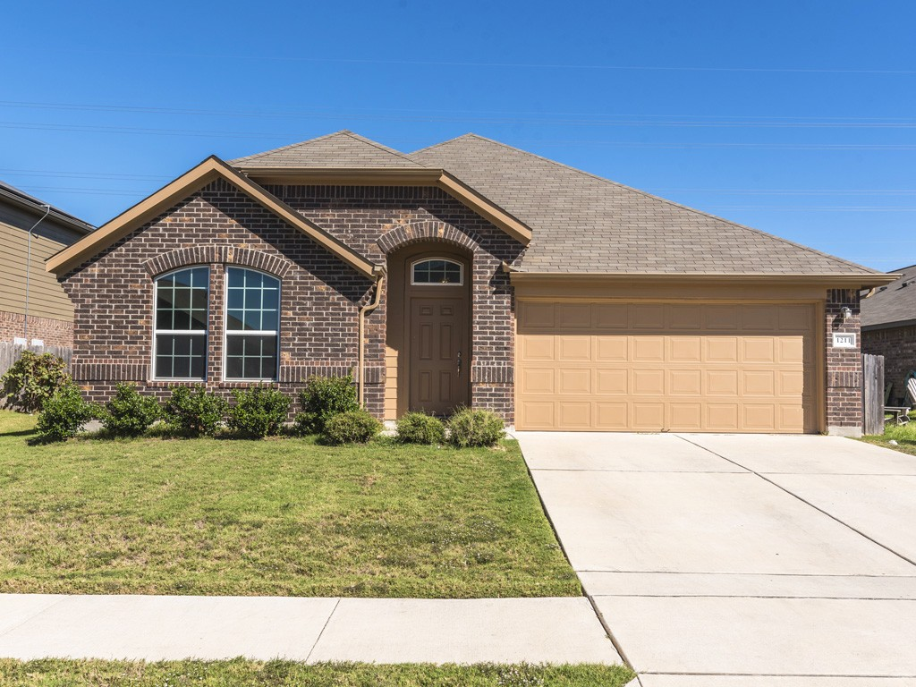 SOLD – 1211 Rhonda Cv, Hutto, TX 78634 – Carol Meadows
