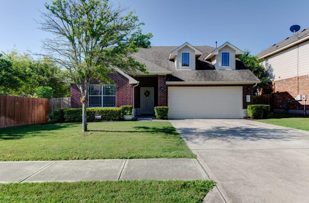 1037 Giberson Way, Buda, TX 78610 – Garlic Creek West