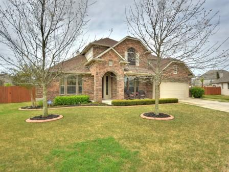 SOLD – 20100 Sandpiper Perch Ct, Pflugerville, TX 78660 – Lakeside at Blackhawk