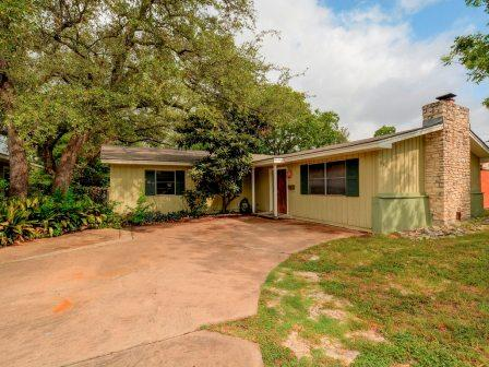 SOLD – 6806 Daugherty St, Austin, TX 78757 – Green Acres