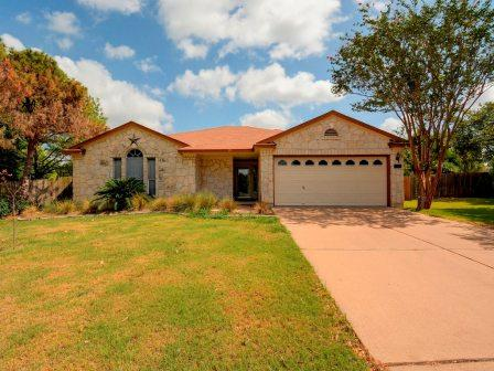 SOLD – 2404 Bevin Cv, Round Rock, TX 78665 – Rolling Ridge