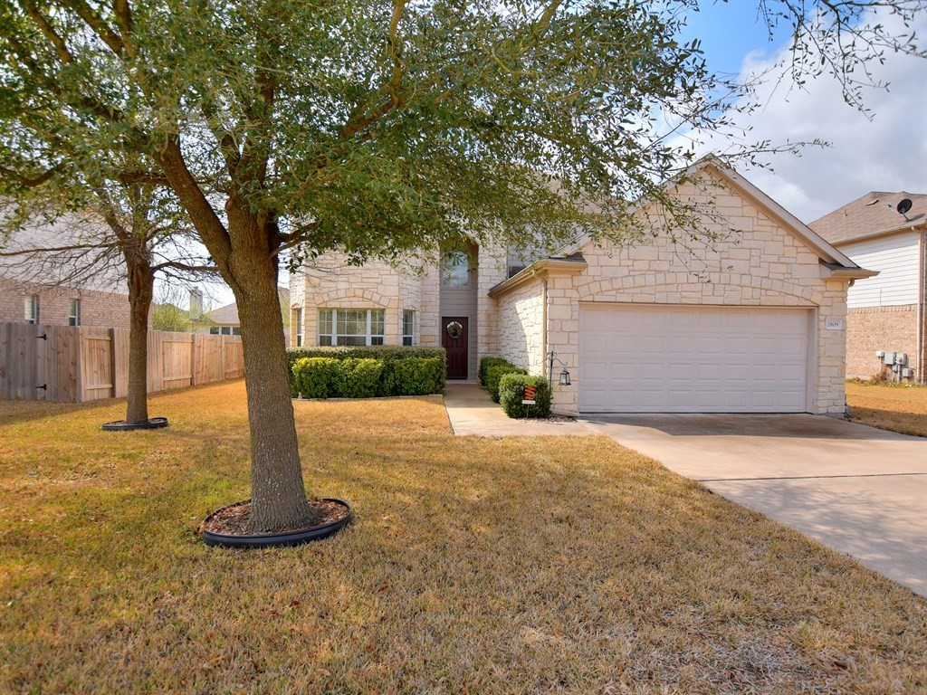 SOLD – 2809 Purple Thistle Dr, Pflugerville, TX 78660 – Estates Rowe Lane