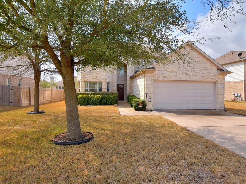 SOLD – 2809 Purple Thistle Dr, Pflugerville, TX 78660 – Estates Rowe Lane
