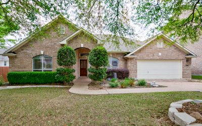 SOLD – 2503 Tivoli Dr, Cedar Park, TX 78613 – Twin Creeks Country Club