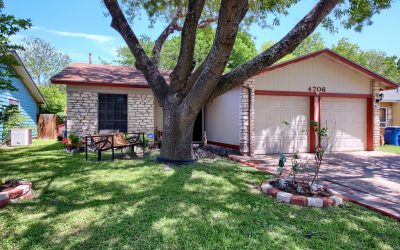 SOLD – 4706 Candletree Ln, Austin, TX 78744 – Village Square