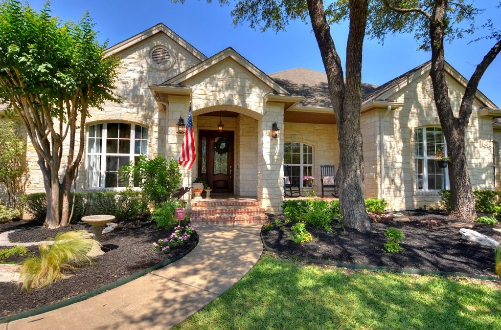 SOLD – 525 Park Place Dr, Georgetown, TX 78628 – Gabriels Overlook