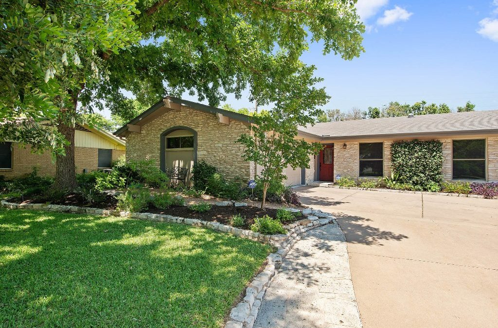 SOLD – 8717 Primrose Ln, Austin, TX 78757 – Northwest Terrace