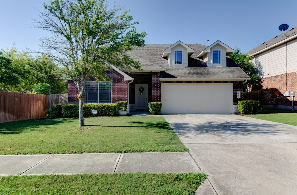 SOLD – 1037 Giberson Way, Buda, TX 78610 – Garlic Creek West