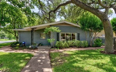 SOLD – 1201 Dwyce Dr, Austin, TX 78757 – Bellaire Heights