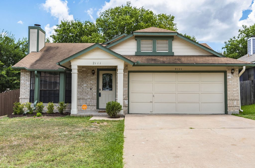 2111 Waterway Bend, Austin, TX 78728 – Wells Branch