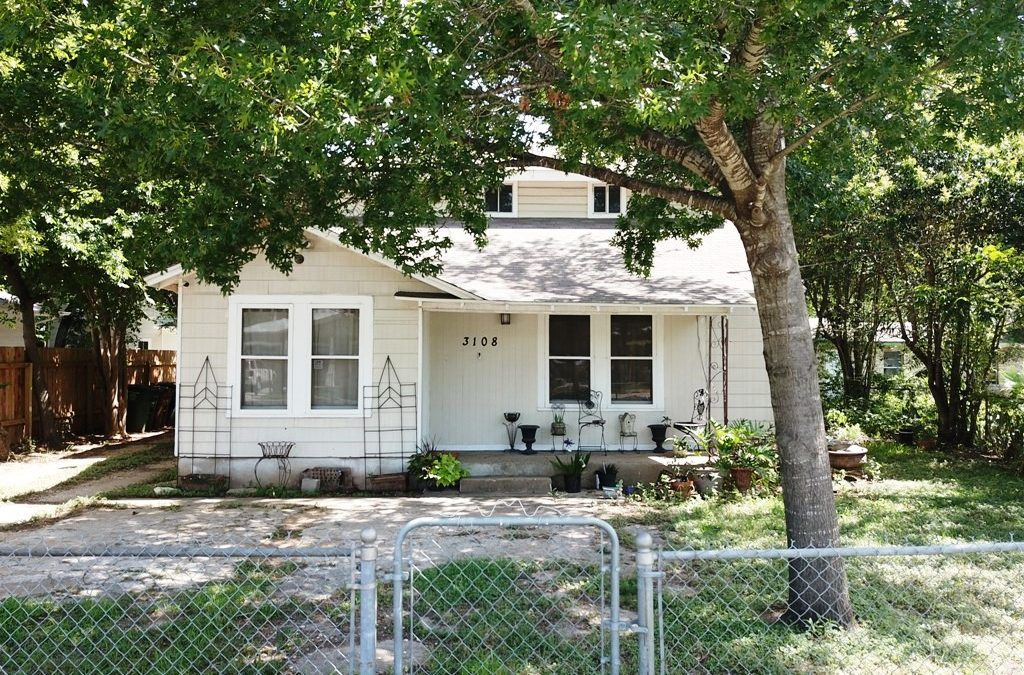 SOLD – 3108 Govalle Ave, Austin, TX 78702