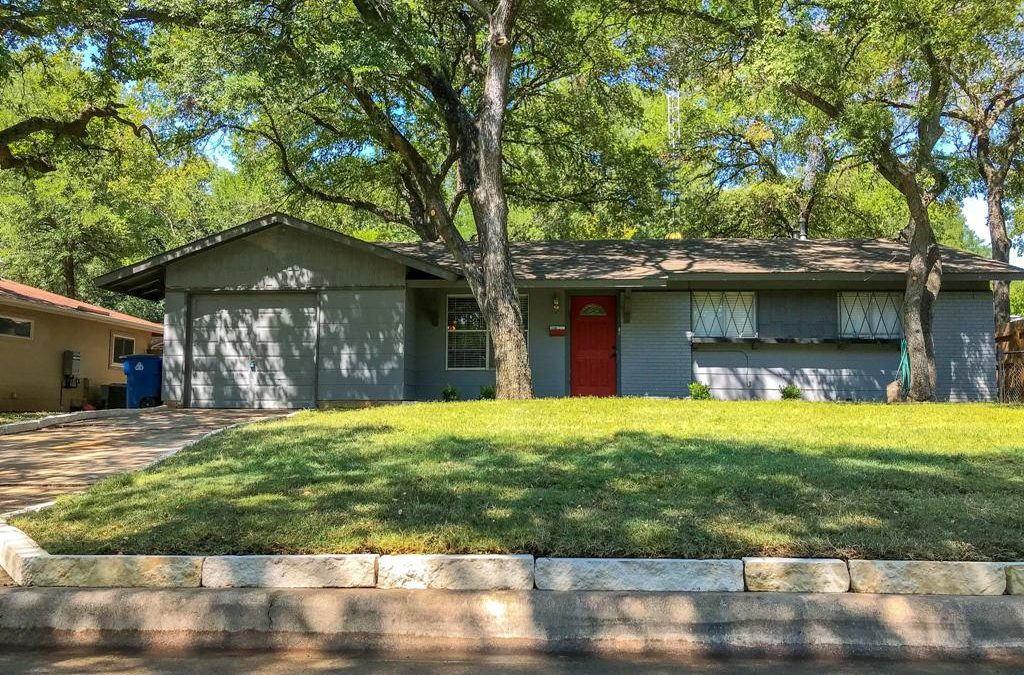 SOLD – 5029 Lansing Dr, Austin, TX 78745 – Park Forest