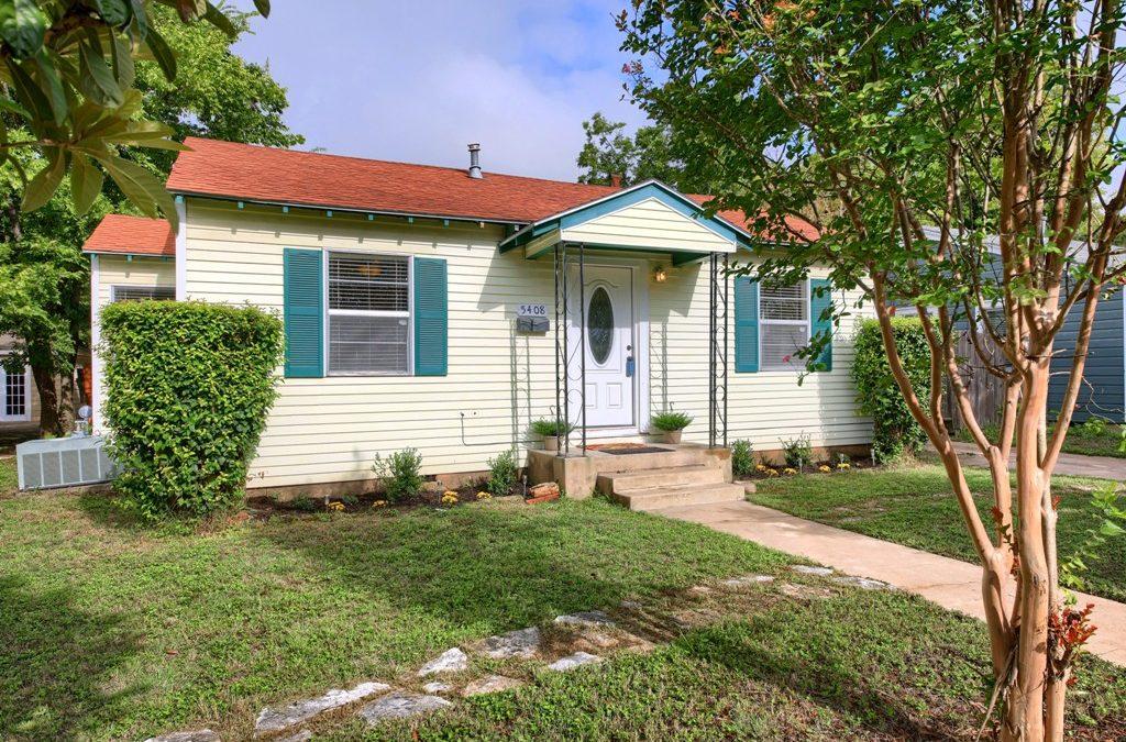5408 Avenue G, Austin, TX 78751 – Highlands