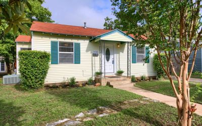 SOLD – 5408 Avenue G, Austin, TX 78751 – Highlands