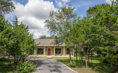 SOLD – 100 Liberty Ln, Wimberley, TX 78676 – Heritage Hill