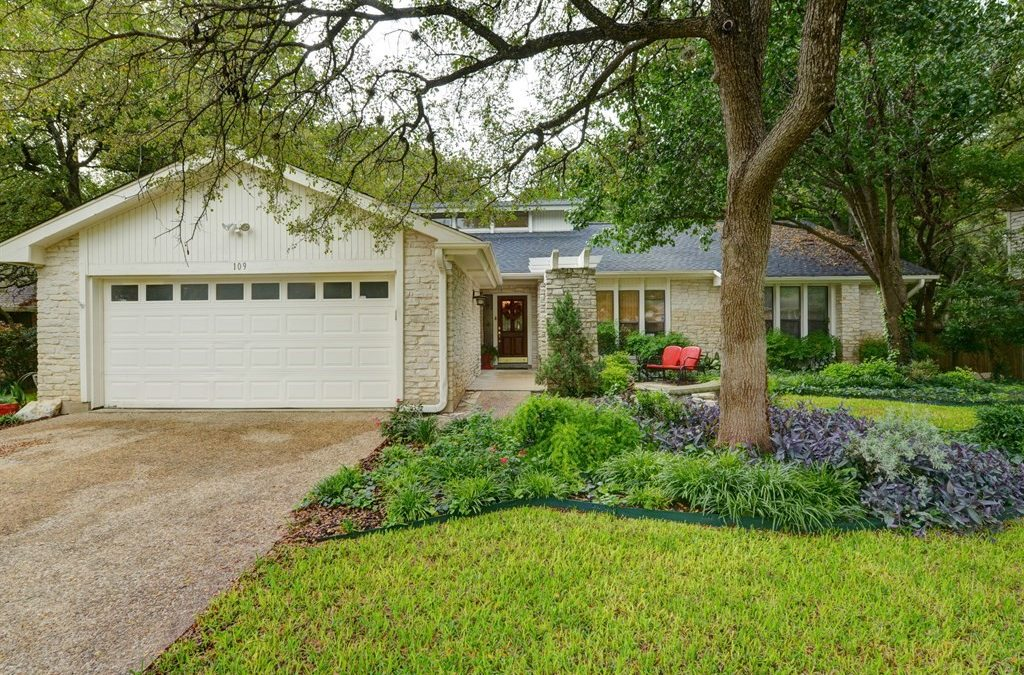 SOLD – 109 Bonwood Dr, Round Rock, TX 78681 – Lake Creek West