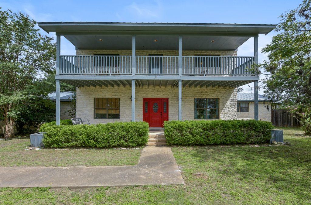123 Skyline Rd, Georgetown, TX 78628 – Oak Crest Ranchettes