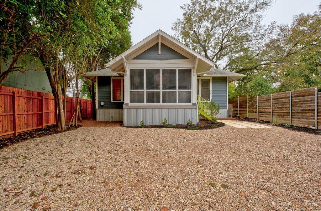 SOLD – 2707 S 2nd St, Austin, TX 78704 – Oak Ridge Heights