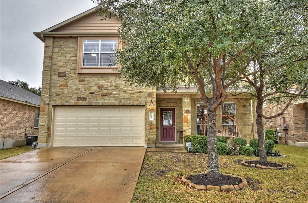SOLD – 4013 Wilderness Path Bend, Cedar Park, TX 78613 – Ranch at Brushy Creek