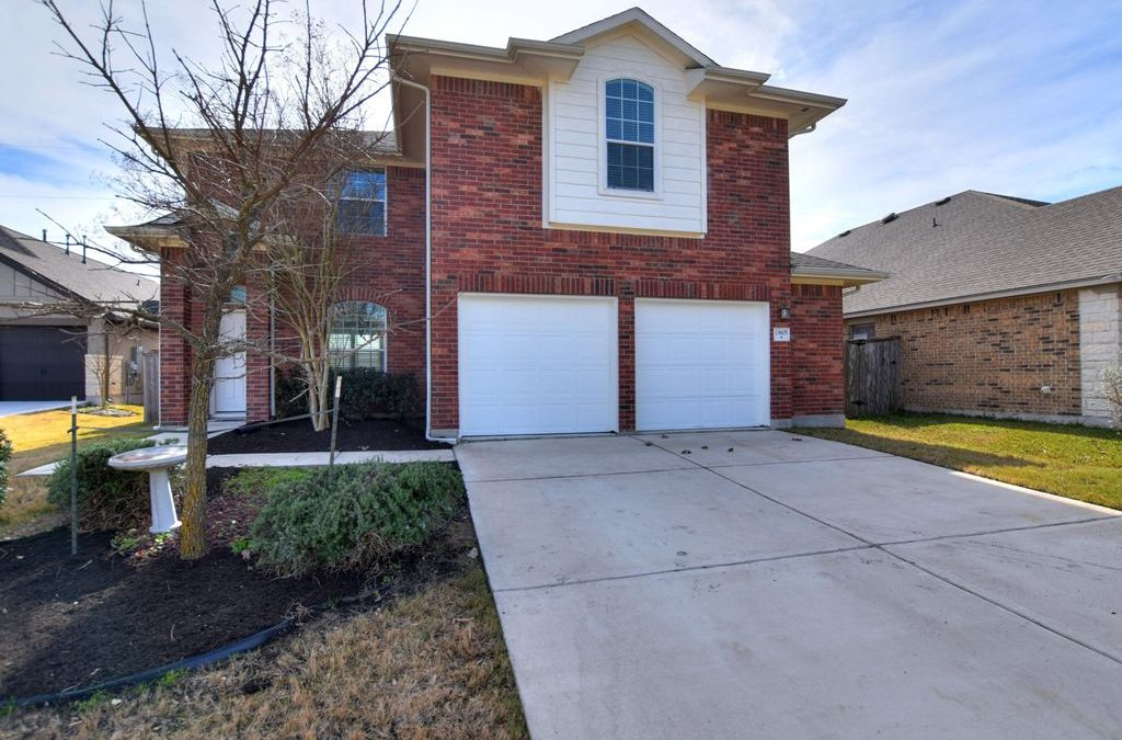 SOLD – 13605 Arbor Hill Cv, Manor, TX 78653 – Shadowglen