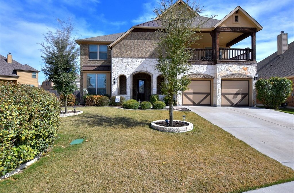 21217 Windmill Ridge St, Pflugerville, TX 78660 – Commons at Rowe Lane