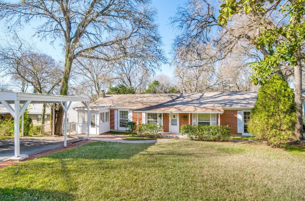 3206 Westhill Dr, Austin, TX 78704 – West Park
