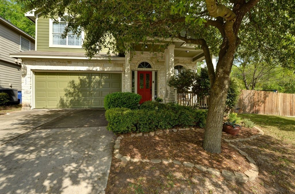 SOLD – 2600 Campfield Pkwy, Austin, TX 78745 – Grand Oaks