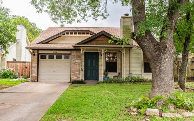 SOLD – 1103 Fairlawn Cv, Round Rock, TX 78664 – Greenslopes at Lakecreek