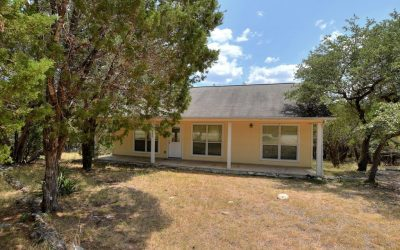 SOLD – 360 Morgan Ct, Fischer, TX 78623 – Stallion Springs