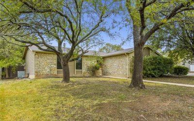 SOLD – 12804 Esplanade St, Austin, TX 78727 – Lamplight Village