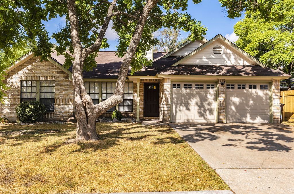SOLD – 1900 Provident Ln, Round Rock, TX 78664