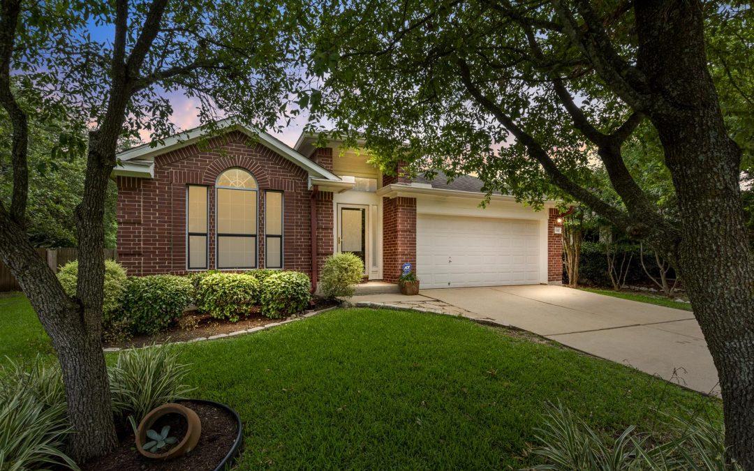 SOLD – 5317 Spirea Cv, Austin, TX 78749 – Village at Western Oaks