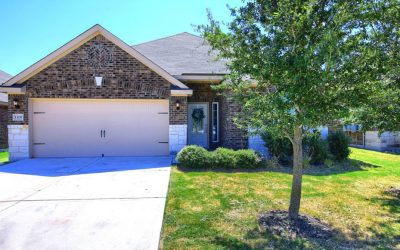 13217 Cabinet Dr, Manor, TX 78653 – Presidential Glen