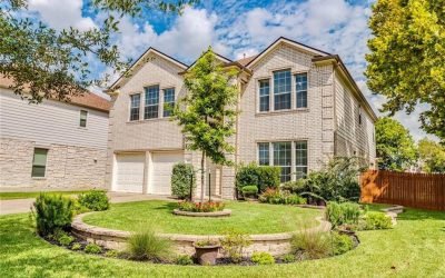 2712 Purple Thistle Dr, Pflugerville, TX 78660 – Estates of Rowe Lane